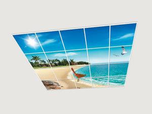 Стеклянные (витражные) потолки - купить в Туле выгодно и надежно!