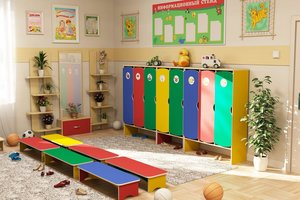 Покупаем мебель в детский сад: удобную, прочную и красивую