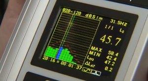 Измерение шума в помещениях