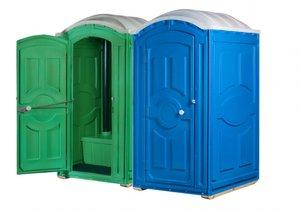 Продажа и обслуживание туалетной кабинки в Вологде