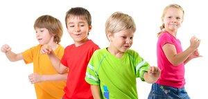 Современные и бальные танцы для детей