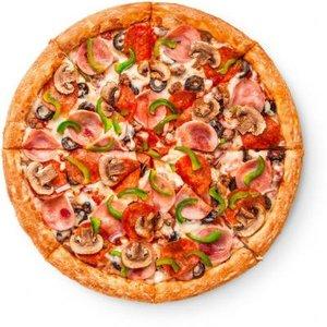 Выбираешь, где заказать пиццу? Тогда тебе к нам!