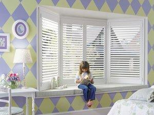 Купить окна для детской комнаты