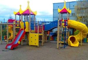 Детский игровой комплекс «Фантазия»