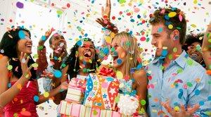 Где провести день рождения интересно и весело?
