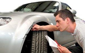 Сделать экспертизу повреждений автомобиля