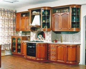 Кухонный гарнитур по индивидуальным заказам