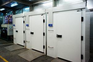 Где приобрести холодильное оборудование для складов в Вологде?