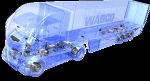 Продажа и установка тормозной системы Wabco в Вологде