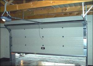 Продажа и установка секционных ворот в Орске