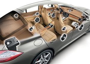 Услуга установки аудиосистемы в автомобиль