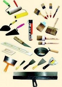 Малярный инструмент для ремонта в Туле
