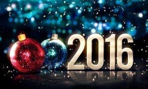 Поздравляем с Наступающим Новым 2016 годом!