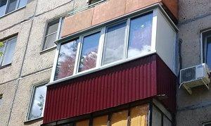 Решили застеклить балкон? Обращайтесь к профессионалам!
