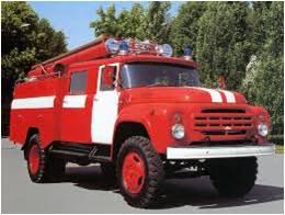 Экскурсия в пожарную часть!