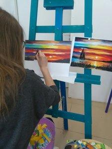 Уроки живописи маслом в Череповце