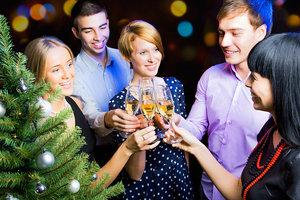 Корпоратив в Новый год в Череповце