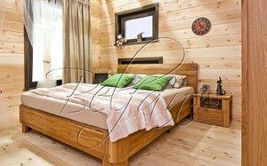 Мебель из натурального дерева. Эко стиль.