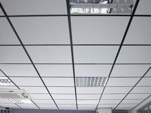 Подвесной потолок Армстронг в Оренбурге можно купить на строительной базе ЯИК
