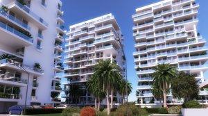 Апартаменты на Северном Кипре. Рассрочка при покупке.