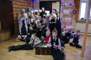 Новогодняя программа - 2017 для детей в Череповце