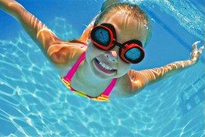 Плавание для детей в Вологде