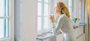 Преимущества остекления квартир ПВХ окнами в Оренбурге