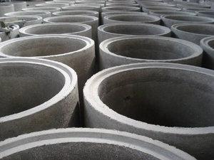 Колодезные кольца – от производства до установки