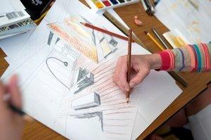 Приглашаем на занятия в нашу школу дизайна!