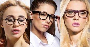 Большой ассортимент женских оправ для очков