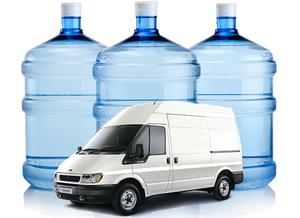 Где можно заказать доставку воды?