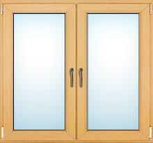 Заказать окна из сосны в Вологде