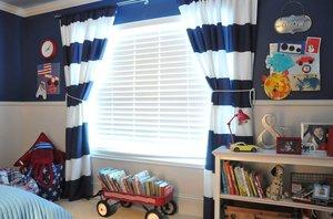 Заказать шторы в детскую комнату
