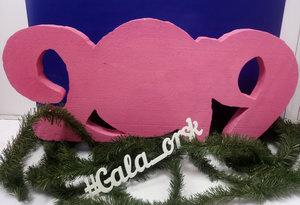 Изготовление из пенопласта цифр, снежинок, фигур для украшения офиса, магазина или дома к новому году