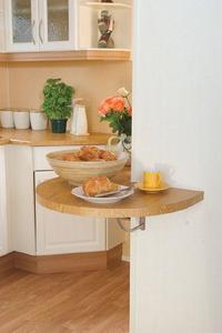 Столешница или кухня с барной стойкой?