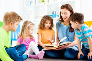 Развитие и обучение дошкольников в Вологде