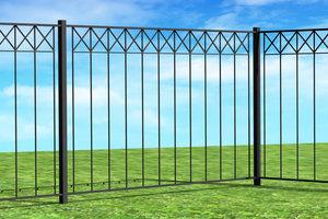 Надежный металлический забор на заказ