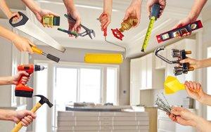 Косметический ремонт в Оренбурге - свежий взгляд на вашу квартиру, офис или помещение