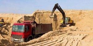 Песок: прямые поставки с карьера