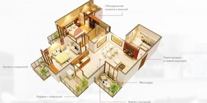 Перепланировка домов и квартир в Оренбурге