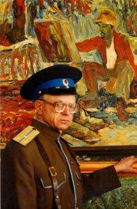 Выставка «Маленький человек о большой стране» А. П. Кашигин