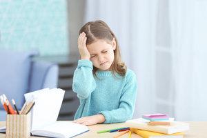 Головные боли, утомляемость, неуспеваемость и плохой почерк у школьников Оренбурга