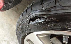Качественный ремонт порезов шин