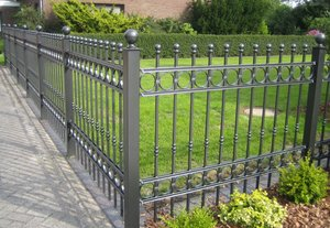 Купить металлический забор от производителя по выгодной цене