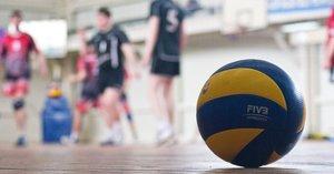 Приходите играть в волейбол!