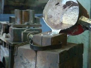 Изготовление деталей по технологии литья в кокиль