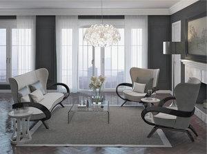 Современная мягкая мебель для гостиной - нет предела совершенству!