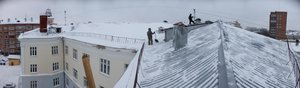 Компания занимающаяся чисткой и уборкой снега в Вологде.
