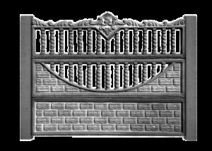 Бетонный забор Рыбинск