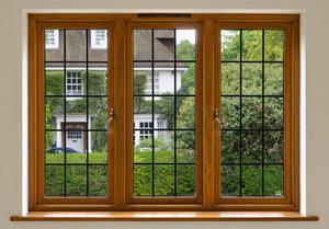 Деревянные рамы на окна